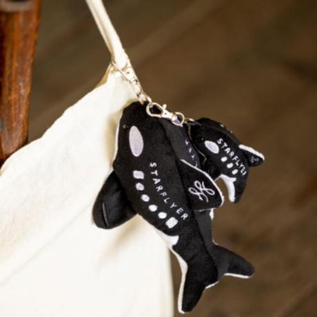 【限定再発売】Orca stuffed toy シャチのぬいぐるみ