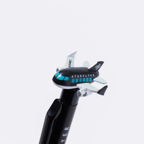 Airplane ballpoint pen 機体付きボールペン