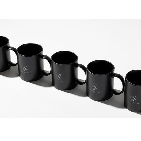 STARFLYER  BLACK MUG  スターフライヤーマグカップ