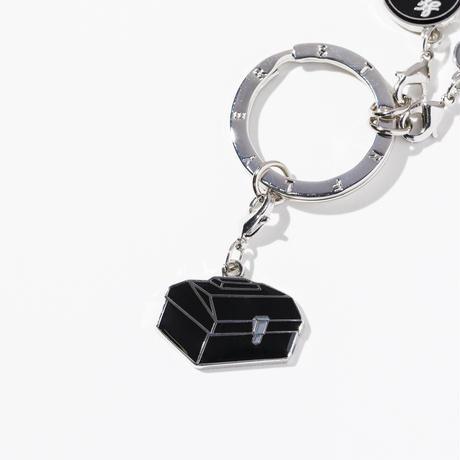 KeyHolder 3連キーホルダー(整備士さん)