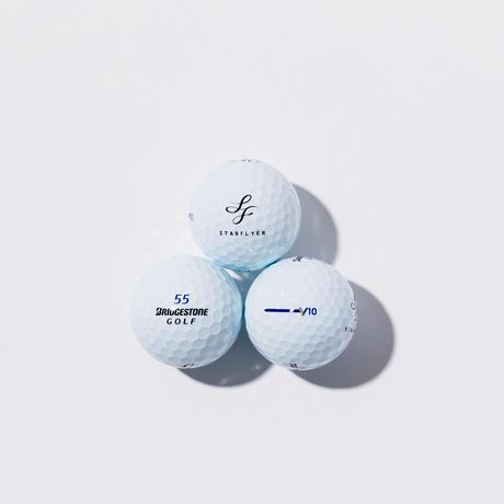 Golf Ball  3 piece    ゴルフボール3個入り