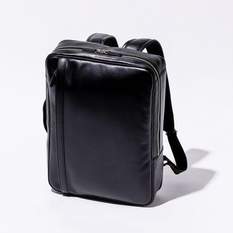 【限定30個】Leather Backpack ビジネスバックパック(ラゲッジタグ付き)