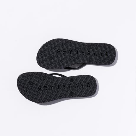 Black Beach Sandals ビーチサンダル