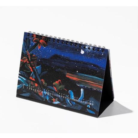 Calendar 2021カレンダー(マスクケース付き)