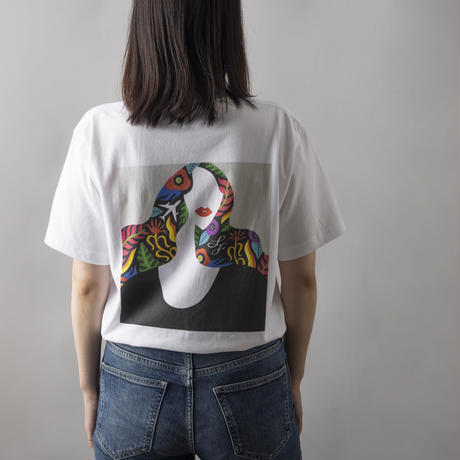 T-shirt Tシャツ  イフクカズヒコ×STARFLYER