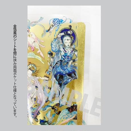 「法華経画」金箔風クリアファイル(20枚まではこちら)
