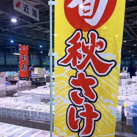 【鮮魚】日の出本田水産「秋鮭 メス」《送料無料》(沖縄・離島を除く)