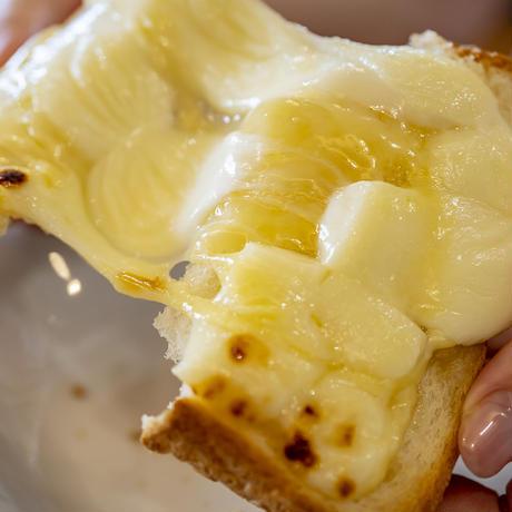 【体験型】長沼あいす 通販 「おウチでハチミツ&ピザトーストキット」《送料無料》