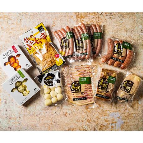 【1日10セット限定!】長沼あいす  通販「チーズ&真巧ギフト」《送料無料》