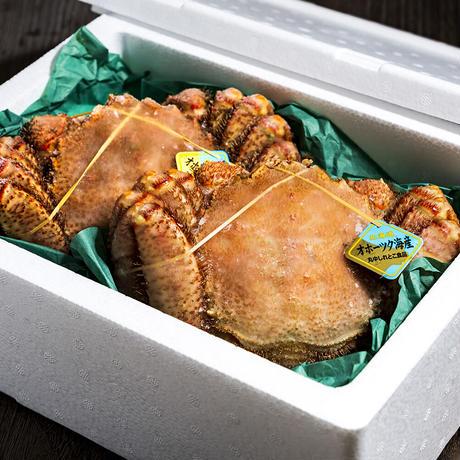 【贈答用にも】カネシメ食品 通販「超特大!毛蟹(2杯)」《送料無料》(※沖縄、離島除く)