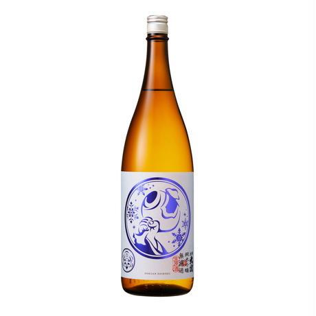 北安大国  純米吟醸 無濾過生原酒(1.8L/箱なし)【要冷蔵】