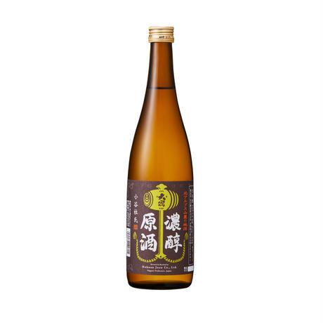 北安大国  濃醇原酒(720ml/箱なし)