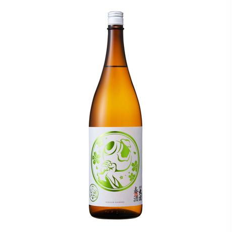 北安大国  春酒 吟醸酒 2021(1.8L/箱なし)