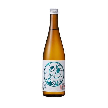 北安大国 純米 無濾過生原酒(720ml/箱なし)【要冷蔵】
