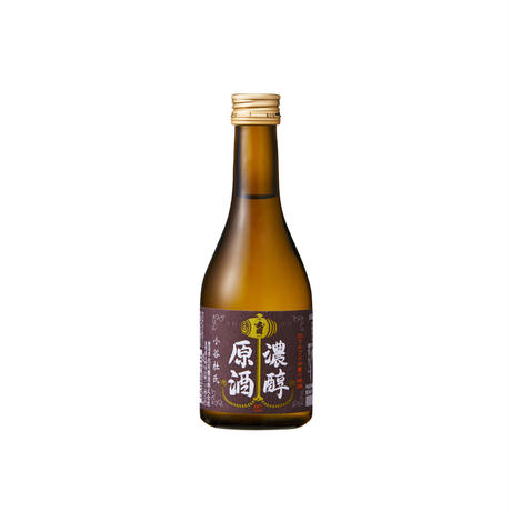 北安大国  濃醇原酒(300ml/箱なし)