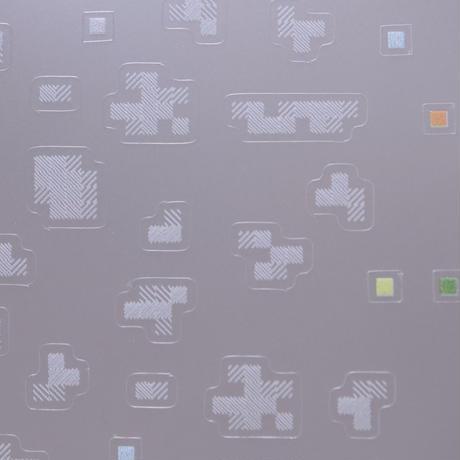 ネイルシール/ピクセル