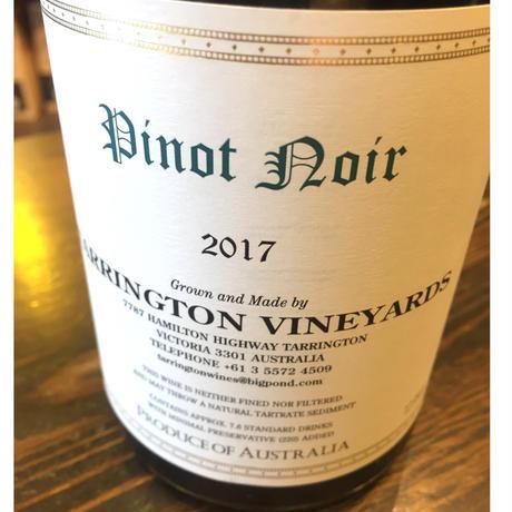 タリントン ピノ・ノワール'17 / ホッフキルシュ ワインズ /オーストラリア・ヴィクトリア州 / SO2 10mg/l