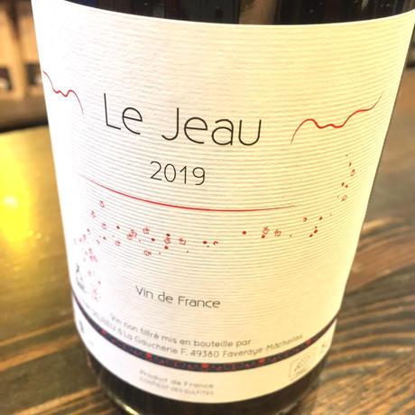 ル ジョー 2019/ 赤 /ジュリアン・デリュー / フランス・ロワール / SO2 5%のキュヴェにのみ15mg/L添加