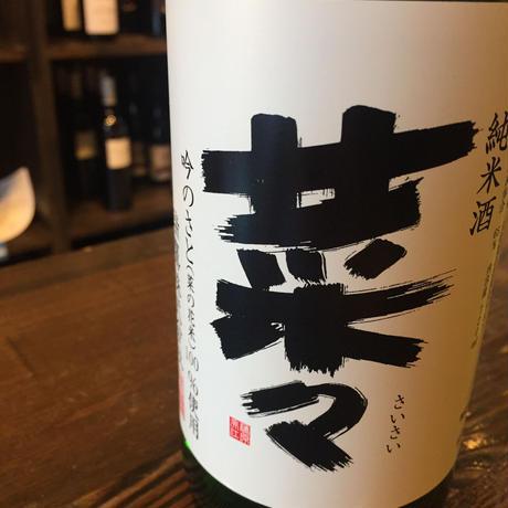 純米酒 菜々 720ml / 日本酒 / 瑞鷹