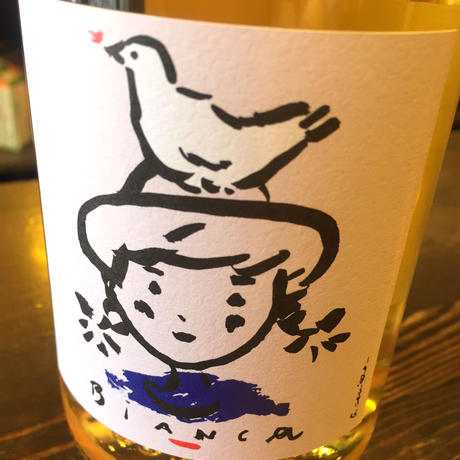 ビアンカ 2019 / 白(オレンジ)【*お一人様1本ずつ】/カッシーナ・タヴィン / イタリア・ピエモンテ / SO2 無添加