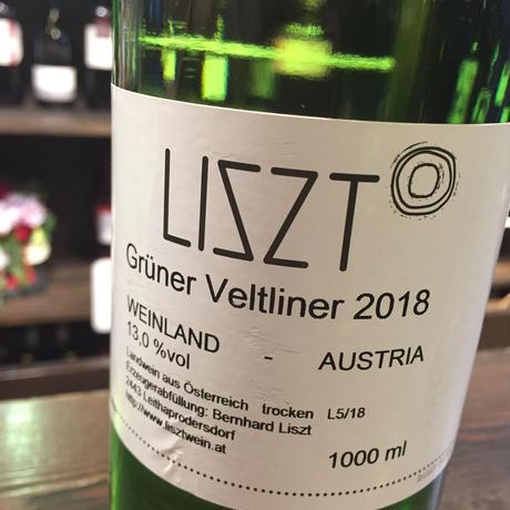 グリューナー・ヴェルトリーナー 2018 (1L) / 白 /リスト / オーストリア / SO2 40mg/l