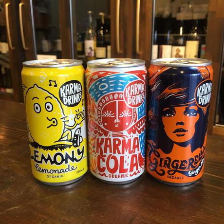 ジンジャエーラ250ml /炭酸飲料/Karma Cola社 / オーストリア