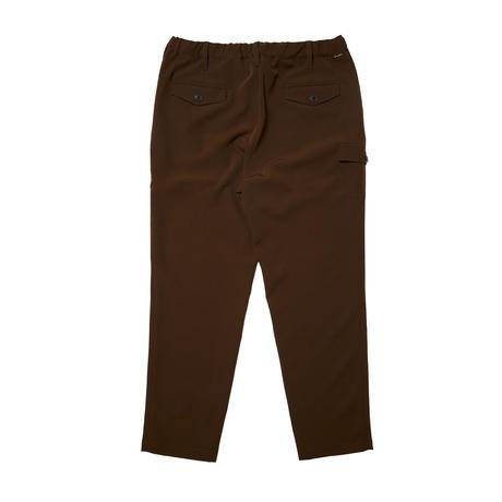 DISC PANTS / BROWN