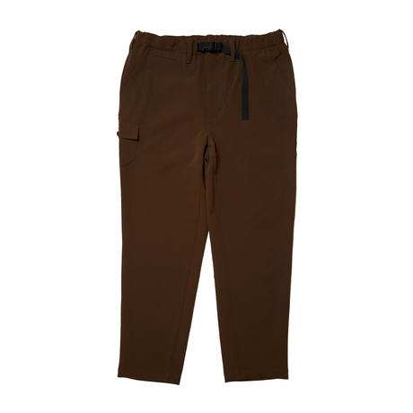 DISC PANTS / BROWN