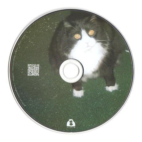 EDO CAT POCKET TEE / WHITE