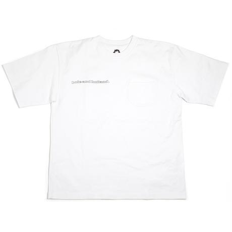 GIANT TEE / WHITE