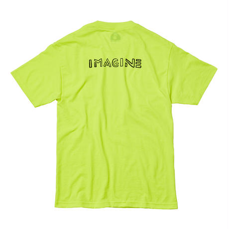 IMAGINE TEE / K.GREEN