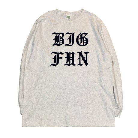BIG FUN L/S T-Shirts