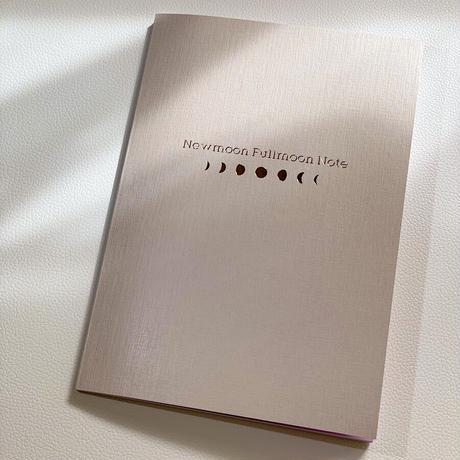 新月満月ノート  ~Newmoon Fullmoon Note~