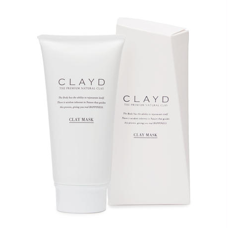 CLAYD Essential Minerals CLAY MASK