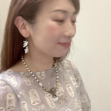 〖PIERCE・EARRING〗つばめピアス・イヤリング