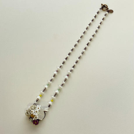 〖NECKLACE〗しろうさぎのネックレス