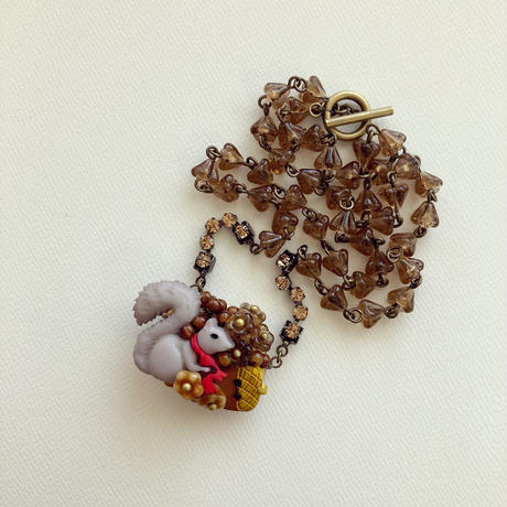 〖NECKLACE〗リスネックレス