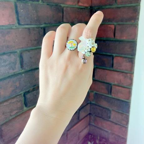 〖RING〗しろうさぎのリング