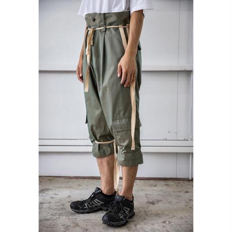 hang strings cargo trousers