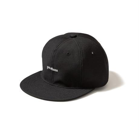 6panel flat visor