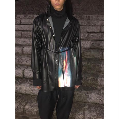 prasthana:strings hooded shirt_extraordinary