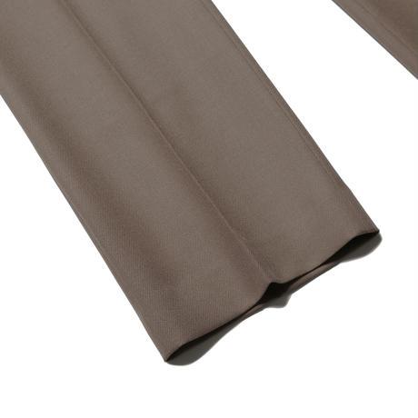 【tone】CAVALRY TWILL SOFT FLARE PANTS