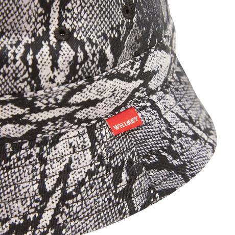 【WHIMSY】SNAKE SKIN HAT