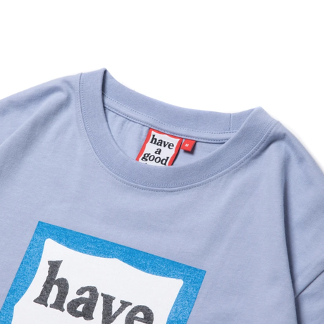 【have a good time】BLUE FRAME S/S TEE