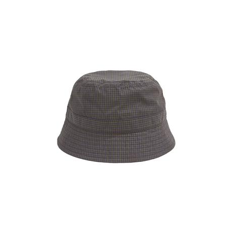 【WHIMSY】PLAID CORDURA NYLON HAT