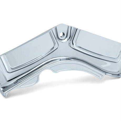 CYLINDER BASE COVERS chrome 6452
