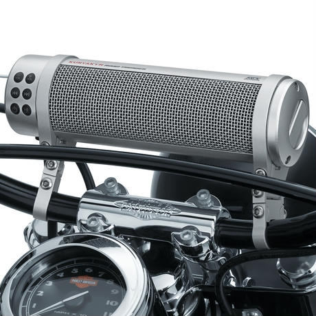 Road Thunder Sound Bar Plus by MTX、 Satin Silver 2719