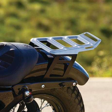 Dillinger Luggage Rack Silver 6664