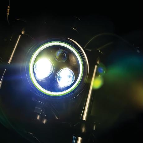 "Orbit Prism+ 5-3/4"" L.E.D. Headlight 2473"