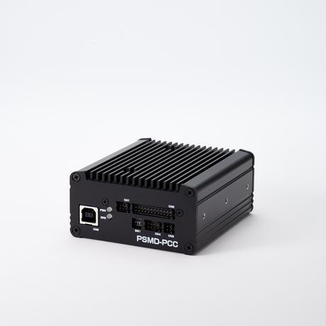 USB接続による高精度制御対応ドライバ PSMD-PCC